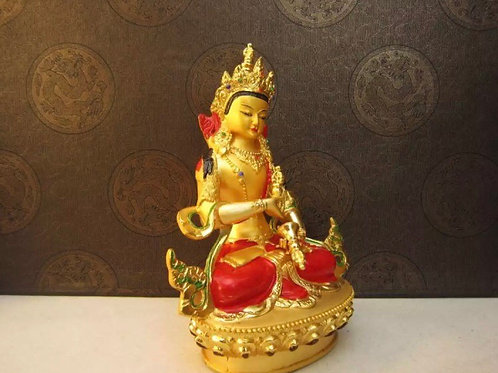 Activated Vajrasattva Energy (in Gold & Red Element Statue) by Octavia Channeler