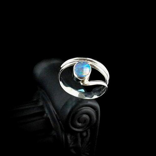 XO Opal Ring