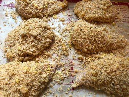 In Our Kitchens :: CHICKEN SCHNITZEL