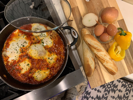 In Our Kitchens :: SHABTAI'S SHAKSHUKA
