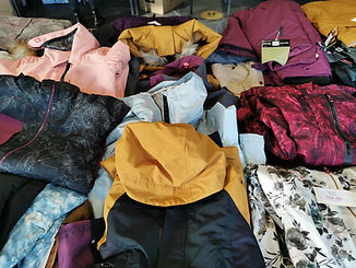 Skibörse Jackets Clothing