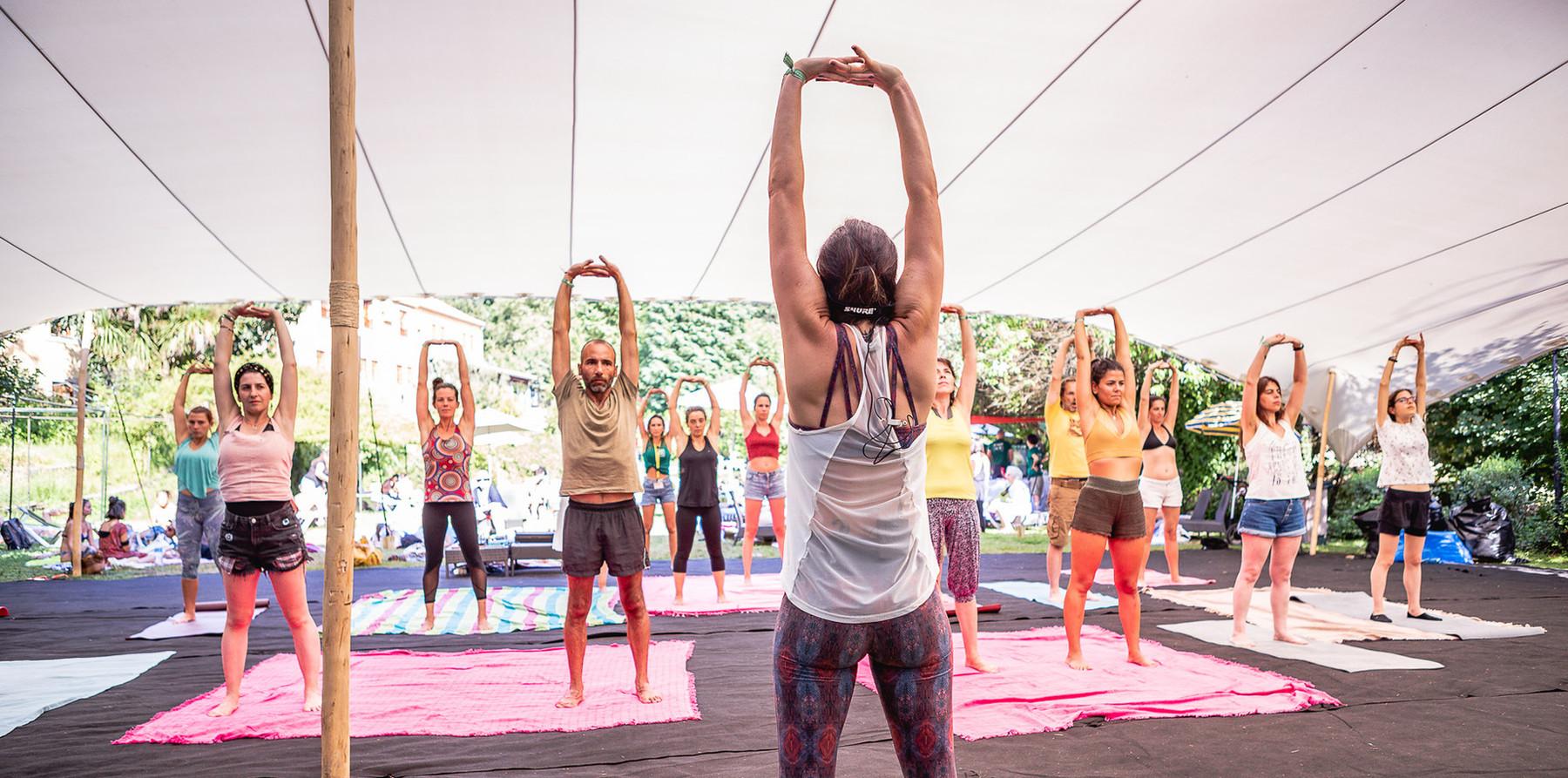 Yoga Dinâmico
