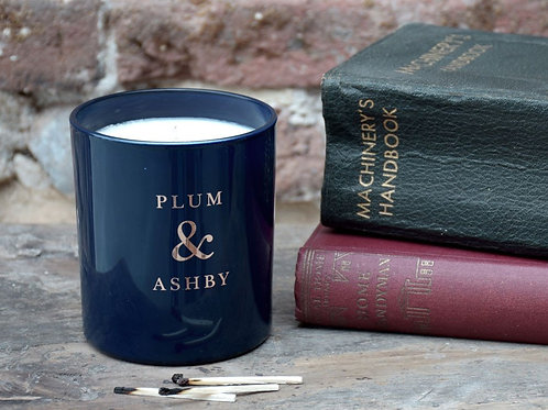 Plum & Ashby Cinnamon & Clove Scented Candle