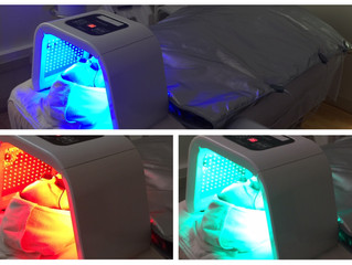 LED Light Therapy ライトセラピー