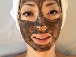 Charcoal Mask  炭パック