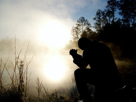 God answers prayer