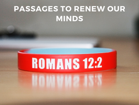 Passages to renew our minds
