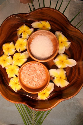 Hawai spa Body Treatmetn