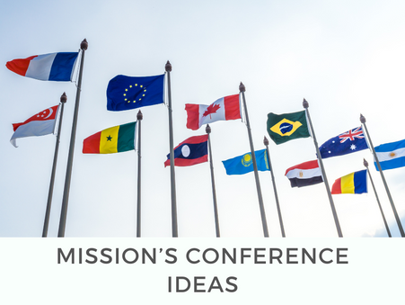 Mission's Conference Ideas