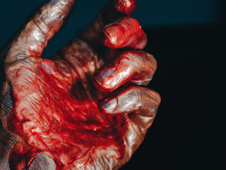 Blood on your hands