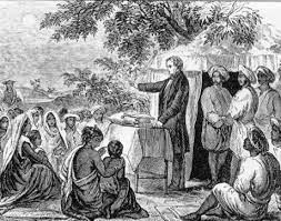William Carey in India