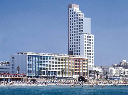 Dan Tel Aviv - outside