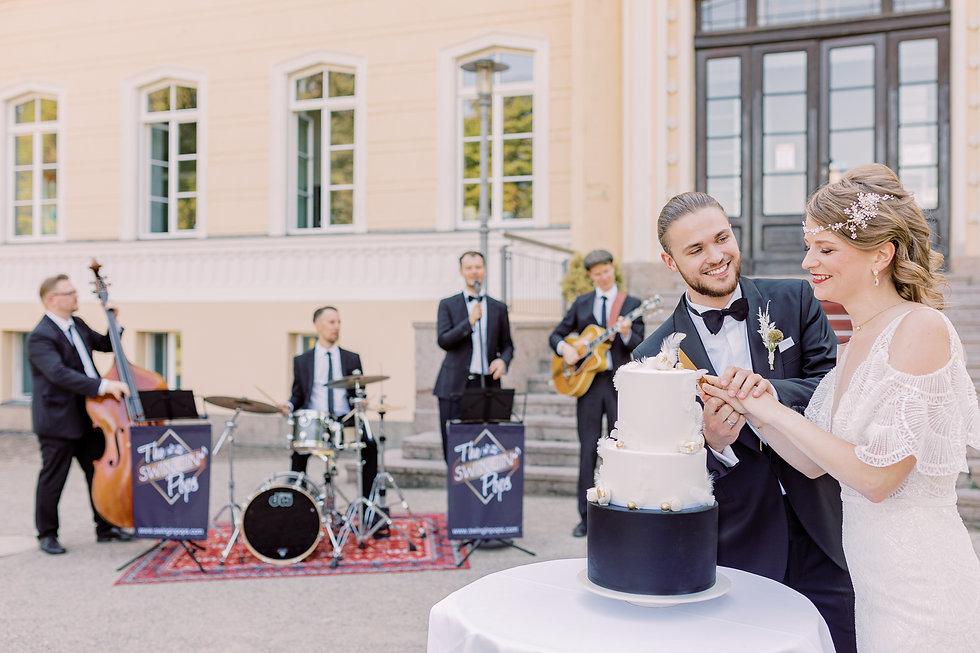 Hochzeitsband Leipzig, Hochzeitsband buc
