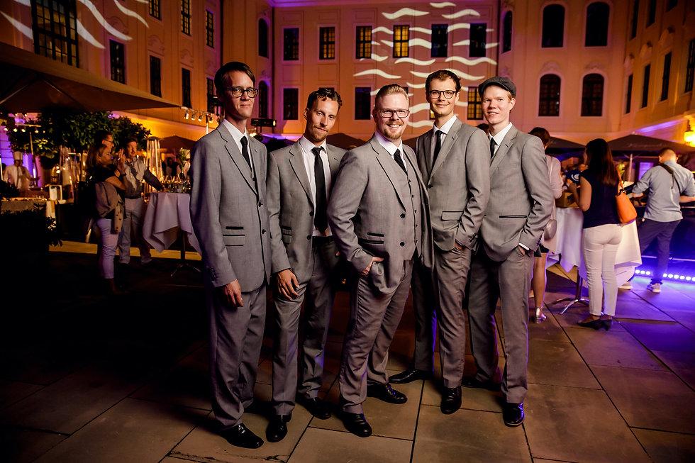 Hochzeitsband Berlin, Band für Hochzeit