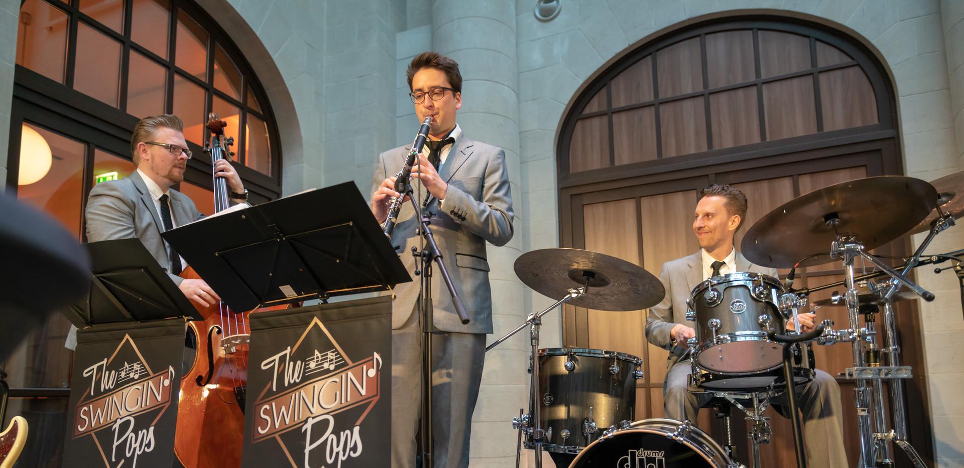Swingin'Pops-DBT - Swingband Berlin, Jaz