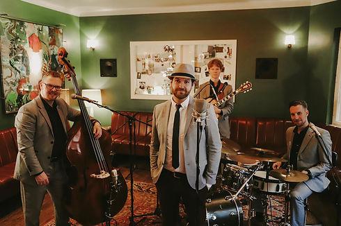 Hochzeitsband buchen, Jazzband, Swingban
