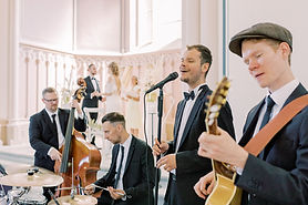 Hochzeitsband, Band Hochzeit, Swingband Hochzeit, Jazzband Hochzeit, Liveband Hochzeit, Li