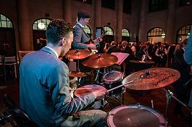 Jazzband Berlin, Swingband Berlin, Hochz