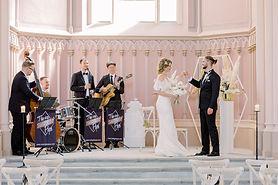 Hochzeitsband, Band Hochzeit, Swingband