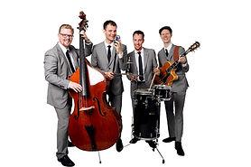 Swingband Berlin, Jazzband Berlin, Hochz