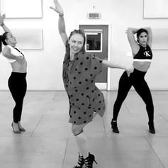 Choreography by Liana Blackburn