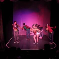 Seth Swartz Choreograph