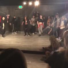 Choreography by BoyBoi