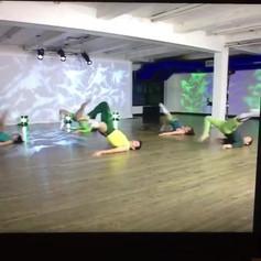 Floorwork DVD- Tezoro Productions