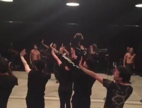 """Be Alright""- SNL Rehearsal"