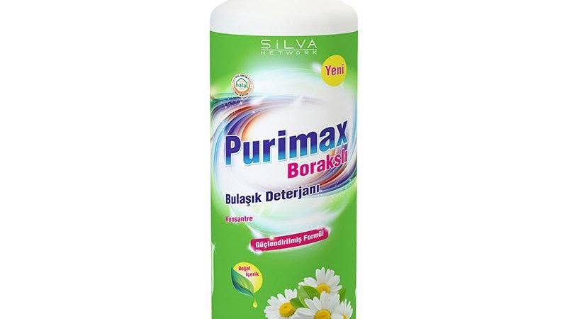 Purimax Elde Yıkama Bulaşık Deterjanı