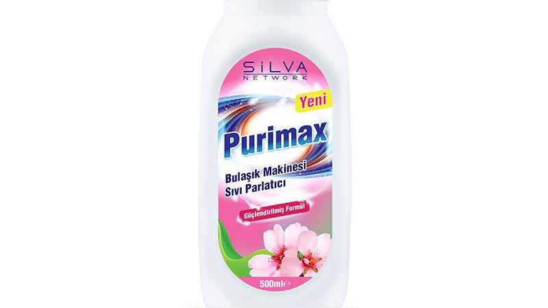 Purimax Bulaşık Makinesi Sıvı Parlatıcı