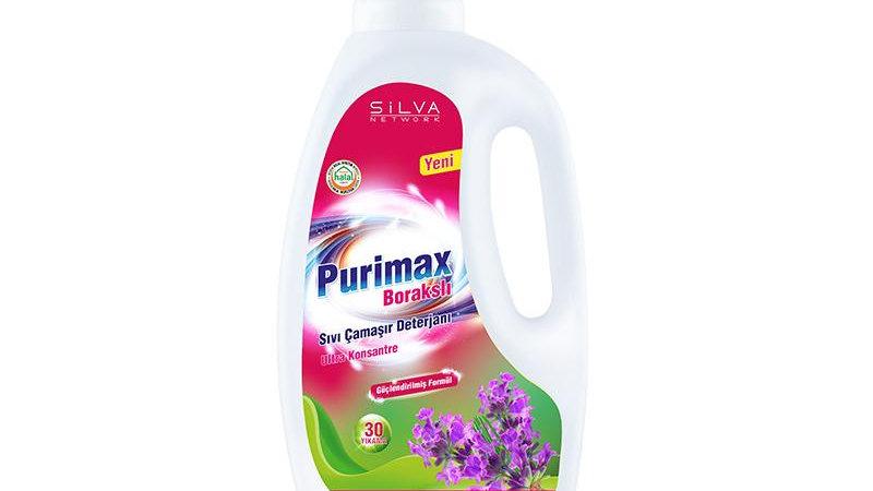 Purimax Çamaşır Deterjanı Sıvı