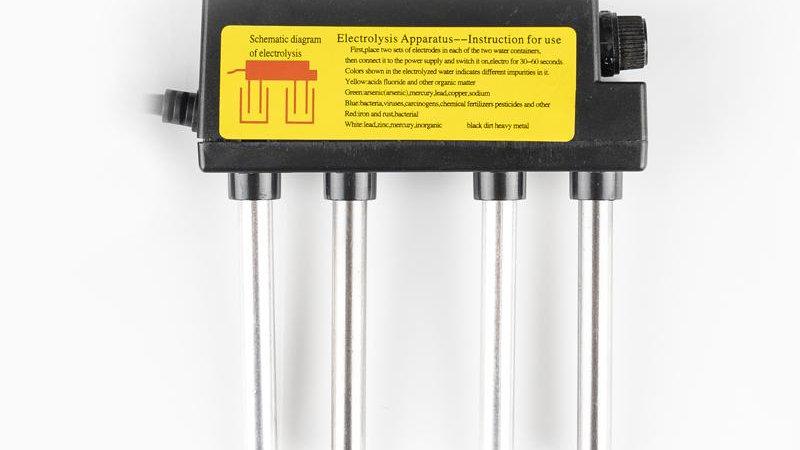 Elektroliz Cihazı