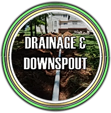 Landscape Drainage & Downspout in Somerset, NJ