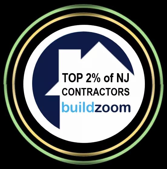 BuildZoom Top Contractor in Somerset, NJ