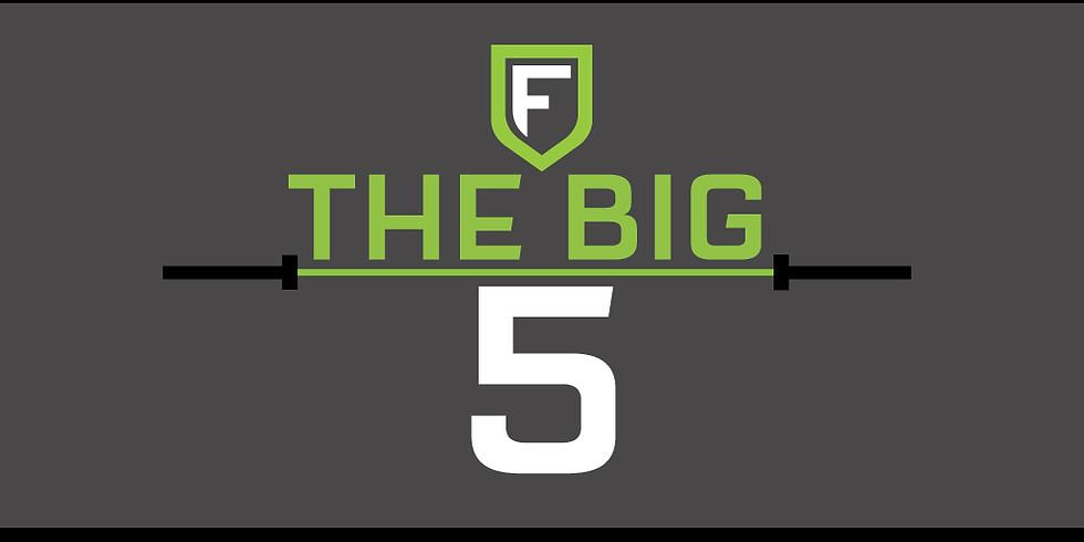 The Big 5 Lifts!