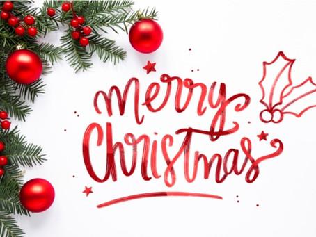 Merry Christmas!!