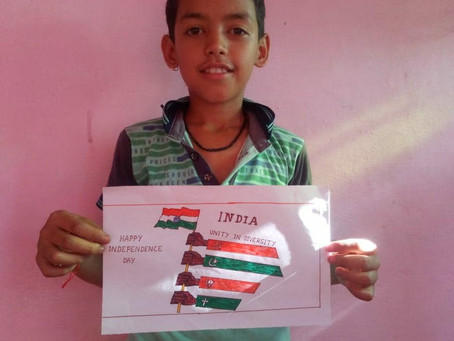 Independence Day* celebration at SPS
