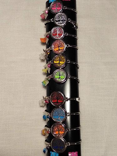 bracelets diffuseur de parfum