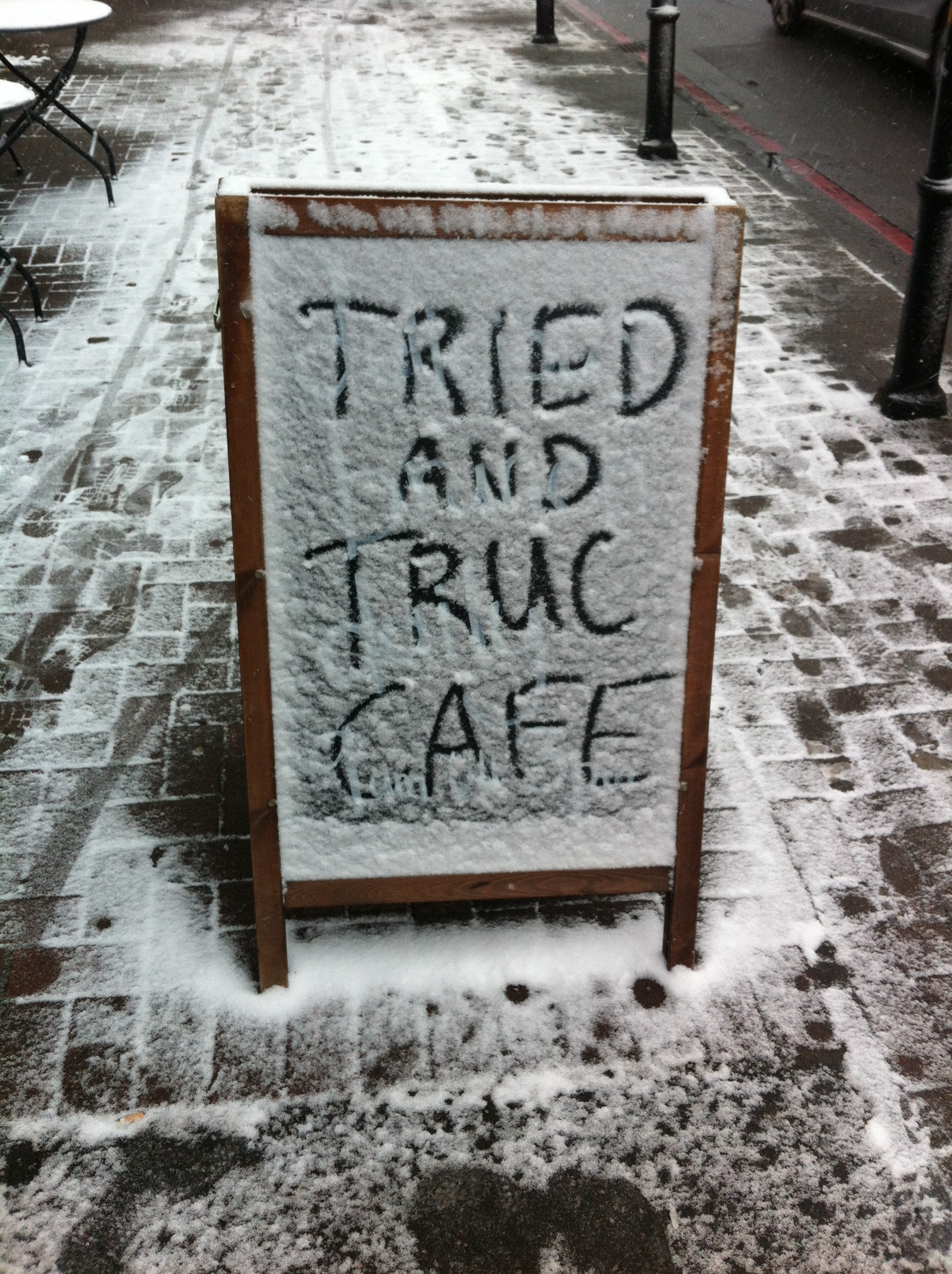 all weather cafe