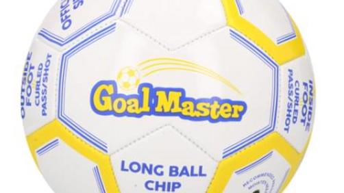 Goal Master Soccer Ball