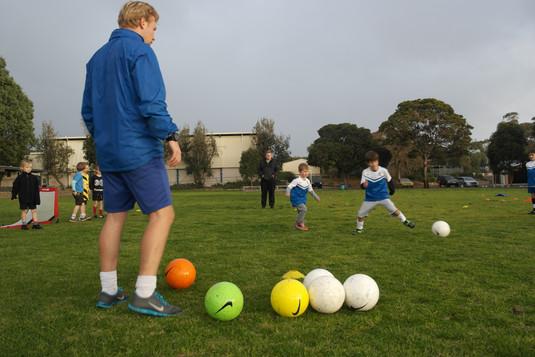 Elite Soccer Coaching