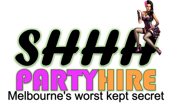 Shhh Party Hire logo.png