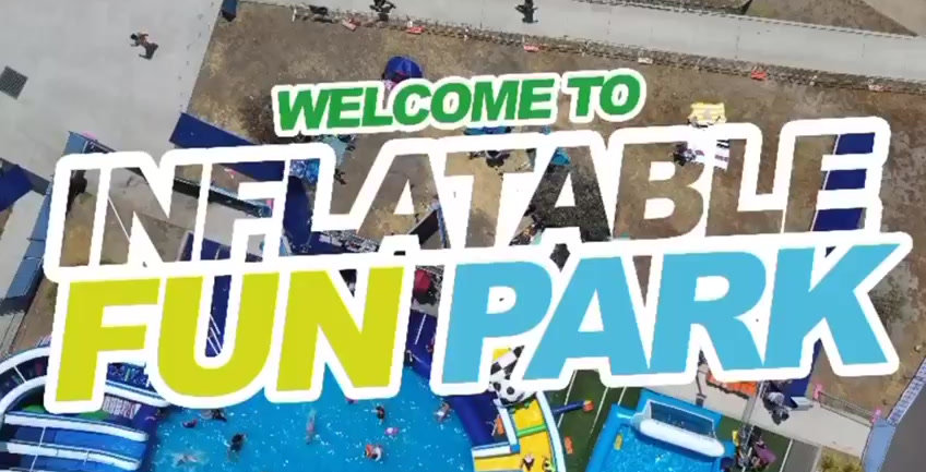 Inflatable Fun Park | Melbournes Coolest Inflatable Attraction