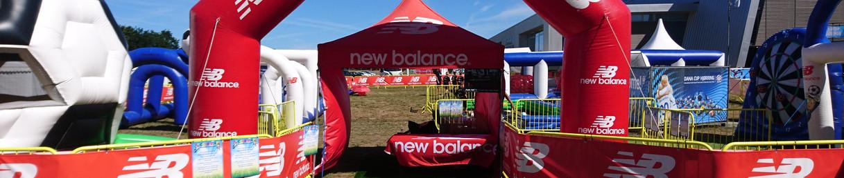 Soccer Stars & New Balance