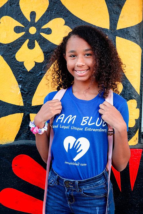 I Am Blue Shirt