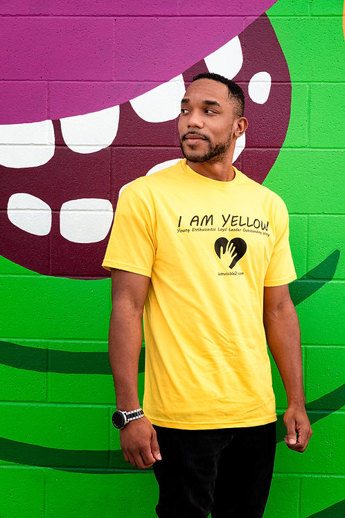I Am Yellow Shirt