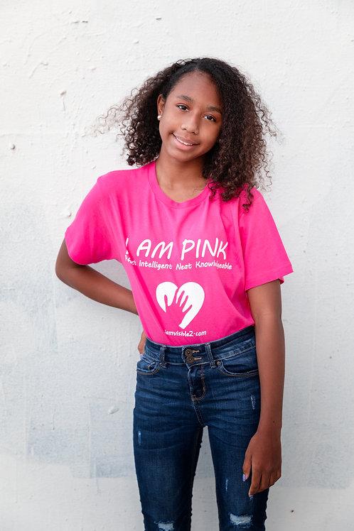 I Am Pink Shirt