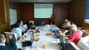 First Physical meeting for Technical Training Kicked off in Cyprus