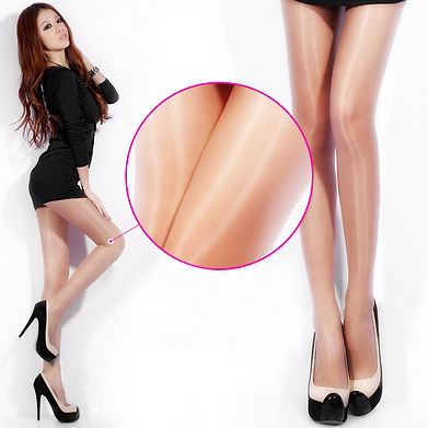 Shiny Shimmer Glossy Stockings Wedge5.jp